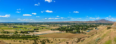 Panoramic View Of Emmett Valley (http://fineartamerica.com/profiles/robert-bales.ht) Tags: aupload forupload gemcounty haybales idaho landscape people photo places projects scenic states toworkon mountain emmett sweet sunrise squawbutte farm rollinghills idahophotography treasurevalley clouds spring emmettvalley emmettphotography trees sceniclandscapephotography thebutte canonshooter beautiful sensational awesome magnificent peaceful surreal sublime magical spiritual inspiring inspirational wow stupendous robertbales town butte goldenhour sunset valley bobbales panoramic flowers