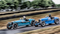The Overtake (Frodingham Photographer) Tags: car cadwellpark festivalofvintageracing motorsport