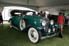 Cadillac V-12 1931, série 370 (marcusguay) Tags: granbyinternational granby voitureancienne voiture oldcars antiquecar antiquecarshow autoshow cocheantiguo carshow car auto automobile cadillac 1931
