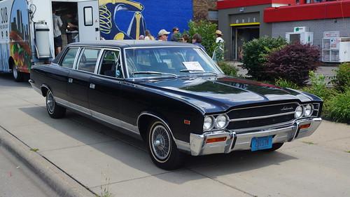 1969 AMC Ambassador SST Limousine