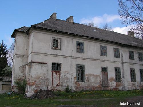 Палац Браницьких, Любомль, Волинь, 2005 рік InterNetri.Net  Ukraine 388
