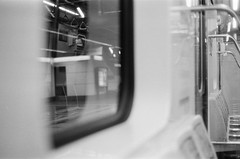 dreamy (Sofìa Lasca) Tags: fomaplan subway argentina buenos aires subte travel dream love