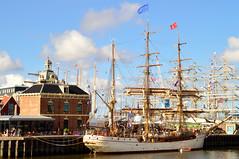Tall Ships Races Harlingen 2018 (l-vandervegt) Tags: nikon d3200 2018 nederland netherlands niederlande paysbas holland hollande friesland harlingen tallshipraces schip boot boat marine maritime europa evenement event