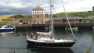 Berwickshire - Eyemouth - Old Customs House