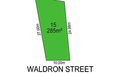 Lot 15/9 Waldron Street, Henley Beach South SA