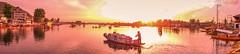 Dal Lake, Srinagar, Kashmir (_N@ren_) Tags: lake kashmir travel water boat shop vacation mountain scenery view sunlight reflection float