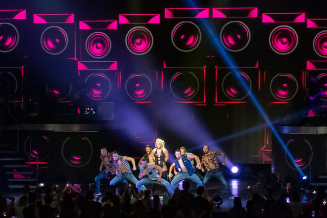 Britney Spears : Piece Of Me - Radio City Music Hall, New York (2018)