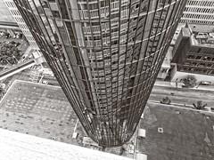 Looking Down (MJRodock) Tags: olympus em5markii mzuiko digital 1240mm f28 atlanta