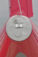 Avions de Transport Régional ATR 42-600 (A380spotter) Tags: anticollision navigationlights strobe staticwicks tailcone avionsdetransportrégional atr42 600 fwwlc n405sv ship405 zoë flipflopsoptional silverairways sil 3m staticdisplay fia18 farnboroughinternationalairshow2018 taglondonfarnboroughairport eglf fab