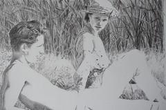 Frantz, François Ozon (Claudia De Facci) Tags: drawing pencils pencil art arte portrait portraits ritratto ritratti disegno matite frantzfrançoisozon frantz françoisozon
