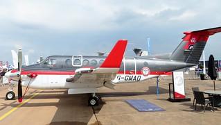 G-GMAD RIAT Fairford 13 July 2018