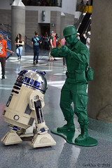 Anime Expo 2018 (GetChu) Tags: anime expo 2018 ax los angeles convention center cosplay comic manga cartoon coser video game character costume tv show toy solider star wars r2d2