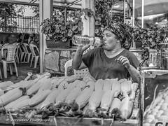 Street 555 (`ARroWCoLT) Tags: streetphotography sokak people blackwhite bw art insan human arrowcolt monochrome bnwdemand bnwpeople bnw bnwstreet ishootpeople blackandwhite portrait streetportrait canon200d turkey türkiye vegetable corn izmir seferihisar sığacık