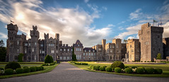 Ashford Castle (mickreynolds) Tags: ashfordcastle castle comayo cong hotel ireland medieval nd1000 nx500 samyang12mm water wildatlanticway longexposure