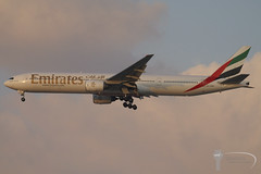 Emirates Airline - Boeing 777-300 - A6-EMW (Stavridis - Aviation & Photography) Tags: a6emw emirates emirati 773 777 boeing crash accident incident landing aircraft airliners airline airlines airways jetphotos jetspotter avgeek spotting spotter airport omdb mirdf
