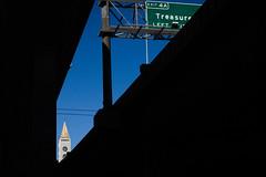 Treasure (marq4porsche) Tags: treasure san francisco california tower light shadow darkness blue green sky day sf urban street color ef canon 6d eos 50mm 12 l