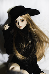 Vava as Zoe from AHS Coven (Sugar Lokifer) Tags: oasisdoll bjd sqlab ball jointed doll natalie resin