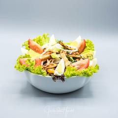 Tasty Salad (josvdheuvel) Tags: salas salad food foodie studio chick chicken tomato egg union