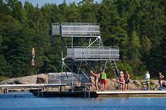 Hopptornet (Basse911) Tags: hopptornet märsan sommar summer kesä juli july heinäkuu hangö hanko hoppis nordic