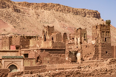 2018-4459 (storvandre) Tags: morocco marocco africa trip storvandre telouet city ruins historic history casbah ksar ounila kasbah tichka pass valley landscape