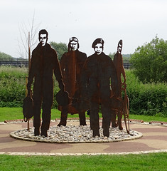 Photo of 47 Squadron Royal Air Force Memorial