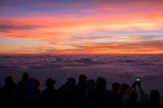 Sunrise Mount Fuji (3776m)
