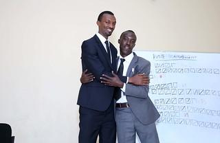 Abayobozi ba AERG muri mandat y'imyaka 2 iri imbere (2018-2020) bamaze kumenyekana
