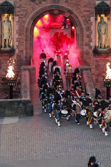 Edinburgh Military Tattoo 2018-37 (Philip Gillespie) Tags: edinburgh scotland canon 5dsr military tattoo international 2018 100 years raf army navy the sky is limit edintattoo raf100 edinburghtattoo people crowd fun lights fireworks dancing dancers men women kids boys girls young youth display planes music musicians pipes drums mexico america horses helicopters vip royal tourist festival sun sunset lighting band smiles red blue white black green yellow orange purple tartan kilts skirts castle esplanade historic annual