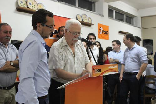 Tomada de posse do PSD de Alvaiázere.