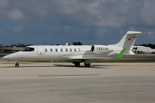 YV2739 | Bombardier Learjet 45XR | Petróleos de Venezuela, S.A. (PDVSA)