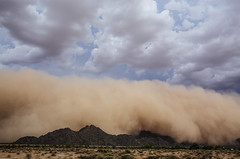 Arizona Haboob (Explored) (Rigsby'sUniquePhotography) Tags: haboob arizona canon landscape sandisk dust monsoon nature weather outside magazine aaronrigsby stormchasing stormchaser august