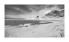 Iceplane (W.Utsch) Tags: landscape bnw iceland ice frozen winter blackandwhite schwarzweiss sony a7rmk2 ilce7m2