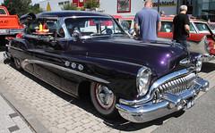 Super (Schwanzus_Longus) Tags: oldenburg big bumper meet german germany old classic vintage car vehicle us usa american america sedan saloon buick super bomber leadsled lead sled low