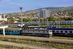 400 837-7 Cluj Napoca 26 Jul 18 (doughnut14) Tags: 4008377 pensuine junior cluj napoca rail loco station cfr romania hotel