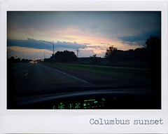2018-8-3 Columbus sunset
