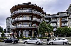 Rooms with views (Tony Tomlin) Tags: whiterockbc britishcolumbia canada condos balconies