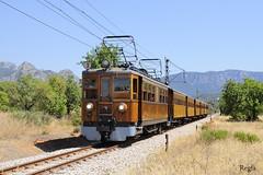 Bunyola (REGFA251013) Tags: ferrocarril soller palma tren train comboio mallorca buñola