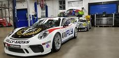 Somebody call (Arturo Hurtado) Tags: porsche imsa autoracing autosport auto midwest car racecar euro kellymoss sponsors