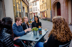 Strasbourg Study Abroad 2017 (Centre College) Tags: 2017 diversity dreamy europe france strasbourg studyabroad topshot danville kentucky unitedstates usa