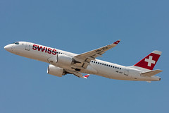 Swiss CS300/A220-300 (Martyn Cartledge / www.aspphotography.net) Tags: aeroportodinapolicapodichino a220300 aero aeroplane air airbus aircraft airfield airline airliner airplane airport aviation civil cs300 flight fly flying hbjcf jet naples naplesairport plane swiss transport wings wwwaspphotographynet asp photography aspphotography flywinglets