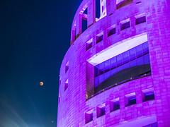 Le Royal Hotel Blood Moon (OmarMedia) Tags: amman jordan