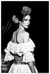 -- (Matías Brëa) Tags: moda modelo mujer woman girl model flamenco pasarela fashion fashionshow blancoynegro blackandwhite byn bw bnw