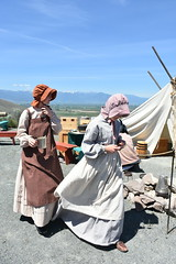 """Baker County Tourism – basecampbaker.com 42403 (Base Camp Baker) Tags: oregon easternoregon""""""""bakercountytourism""""basecampbaker""""basecampbaker""""""""bakercity""""""""oregontrail""""historyhistoric""""pioneers""""culinarytourismfoodtourism culturaltourism """"americanwest"""" """"hellscanyonscenicbyway"""" museum """"livinghistory"""" """"interpretivecenter"""" """"wagonencampment"""" oregontrail ontheoregontrail travelusa traveloregon blacksmith blacksmithing handforged ironwork heritagecrafts dutchoven dutchovencooking pioneercooking campfirecooking blm blmoregon"""
