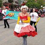 Pop art at Whistler's Canada Day parade thumbnail
