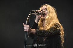 Lucifer @ Hellfest 2018, Clisson | 24/06/2018 (Philippe Bareille) Tags: lucifer doommetal german hellfest hellfest2018 clisson france valleystage 2018 music live livemusic festival openair openairfestival show concert gig stage band rock rockband metal heavymetal canon eos 6d canoneos6d musicwavesfr musicwaves musician johannasadonis vocalist singer frontwoman