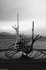 Reykjavik (warmith) Tags: warmith sonyalpha7 alpha7 a7 island islande reykjavik pentaxsmcfa28mmf28 noirblanc nb blackwhite bw iceland