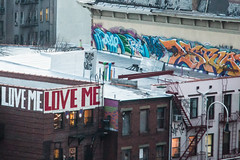 Love Me Love Me (Thomas Hawk) Tags: america brooklyn loveme manhattan nyc newyork newyorkcity usa unitedstates unitedstatesofamerica graffiti fav10 fav25