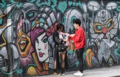 2018. Shanghai. (Marisa y Angel) Tags: 2018 grafiti putuodistrict china shanghái chine cina graffiti prc peoplesrepublicofchina shanghai shànghǎi volksrepublikchina xangai zhōngguó