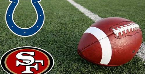 Watch San Francisco 49ers vs Indianapolis Colts Live Stream