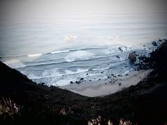 Do Mar I (anaritaperalta) Tags: mar agua montanha natureza tarde pedras percurso circular